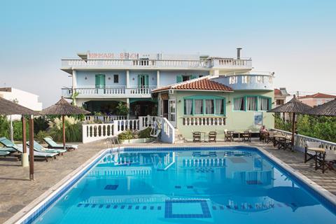 Kokkari Beach Hotel Griekenland Samos Kokkari sfeerfoto 4