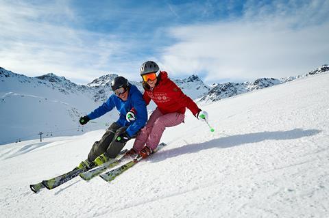 Fantastische wintersport Dolomieten ⛷️Ronce
