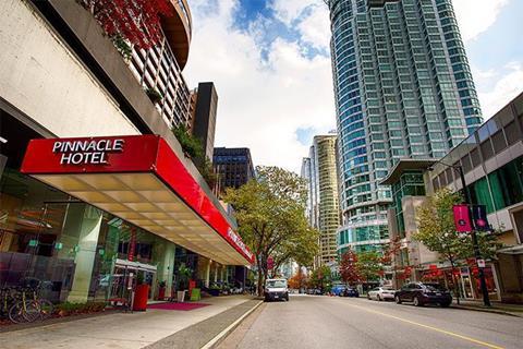 Pinnacle Vancouver Harbourside