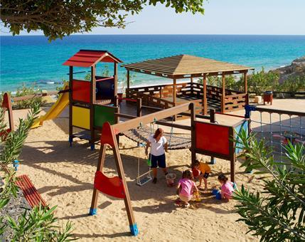 H10 Tindaya Spanje Canarische Eilanden Costa Calma sfeerfoto 2