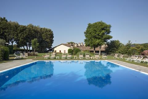 Tenuta di Artimino Italië Toscane Artimino sfeerfoto 2
