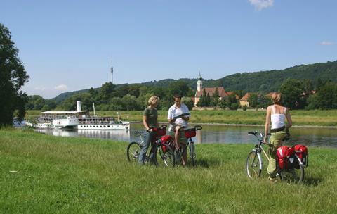 7-daagse fietsreis Elbe