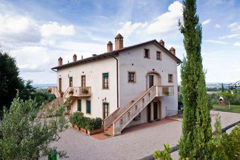 Montepulciano Country Resort Italië Toscane Montepulciano sfeerfoto 2