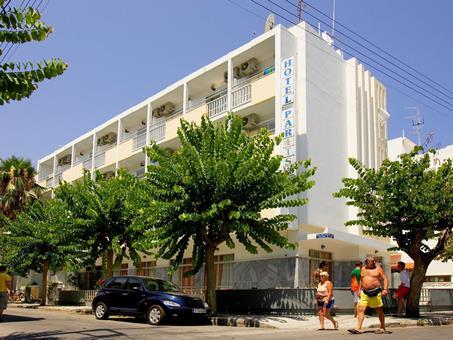 Paritsa Griekenland Kos Kos-stad sfeerfoto 3