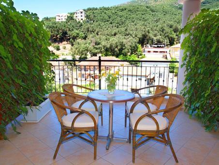 Villa Orange Griekenland Epirus Parga sfeerfoto 2