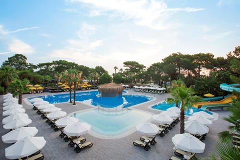 Paloma Foresta Resort Turkije Turkse Rivièra Kemer sfeerfoto 2