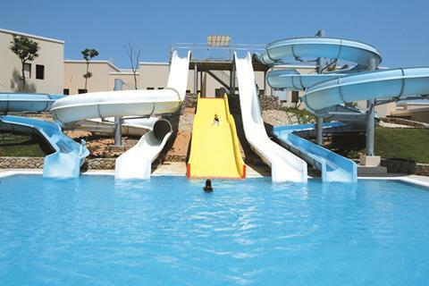 Jaz Mirabel Beach Resort Egypte Sharm el Sheikh Nabq Bay sfeerfoto 3