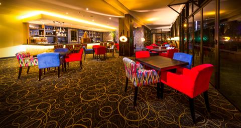 Best Western Fountains Hotel Zuid-Afrika Westkaap Kaapstad sfeerfoto 4