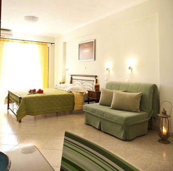 Palm Trees Hotel Griekenland Lefkas Nidri sfeerfoto 3