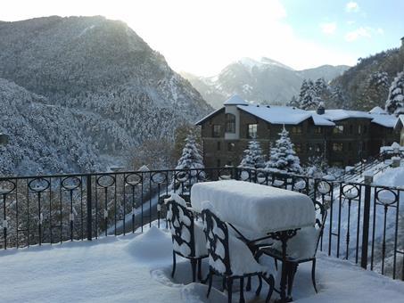 Heerlijke wintersport Andorra ⛷️Abba Xalet Suites