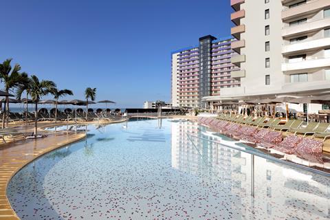 Hard Rock Hotel Tenerife Spanje Canarische Eilanden Playa Paraiso sfeerfoto 3
