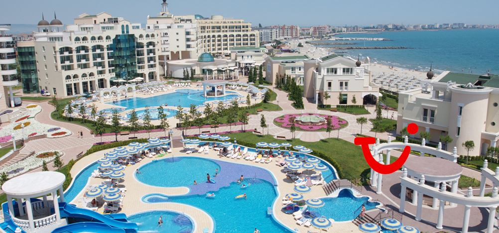 Sunset Resort Appartementen Pomorie Bulgarije Tui