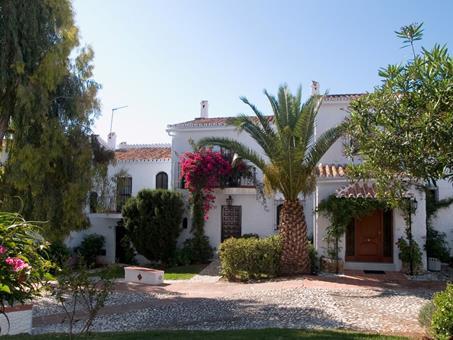 Capistrano Village Spanje Andalusië Nerja sfeerfoto 4