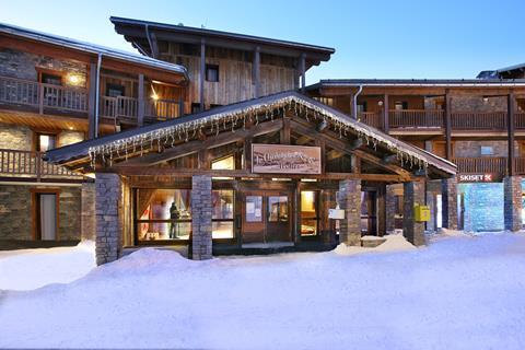 Wintersport Residence Arolles in Arc 2000 (Franse Alpen, Frankrijk)