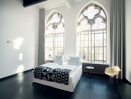 All inclusive stedentrip Rijn - Qvest Hotel