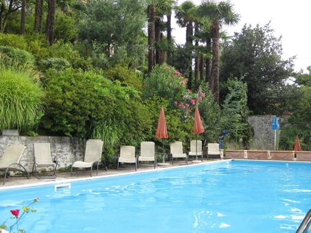 Goedkope zonvakantie Lombardije 🏝️Grand Hotel Cadenabbia