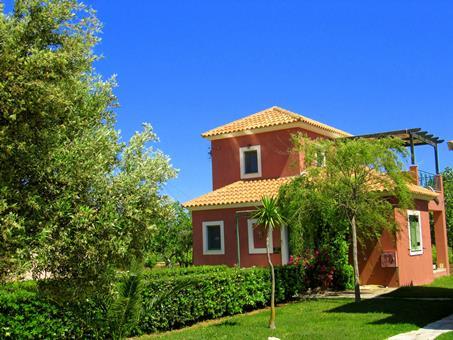 Monambeles Villas Griekenland Kefalonia Svoronata sfeerfoto 3