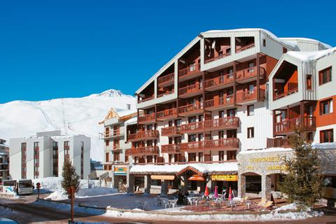Wintersport Borsat IV in Tignes-Val Claret (Espace Killy, Frankrijk)