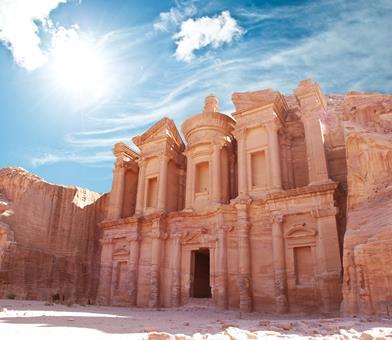 8-daagse rondreis Cultuurschatten van Jordanië