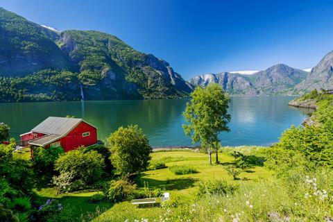8-daagse Vakantie naar 8 daagse cruise Noorse Fjorden & Oslo in