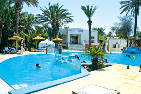 Marhaba Beach Tunesië Golf van Hammamet Sousse sfeerfoto 2