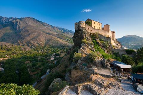 8-daagse rondreis Karakteristiek Corsica