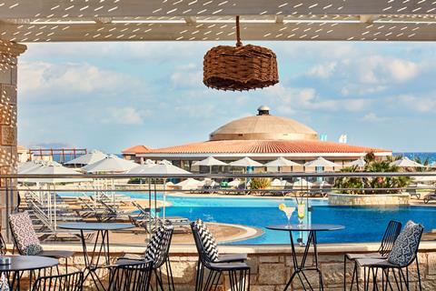 TUI SENSATORI Resort Atlantica Caldera Palace Griekenland Kreta Analipsi sfeerfoto 1