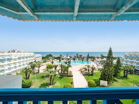 Sentido Bellevue Park Tunesië Golf van Hammamet Port el Kantaoui sfeerfoto 4