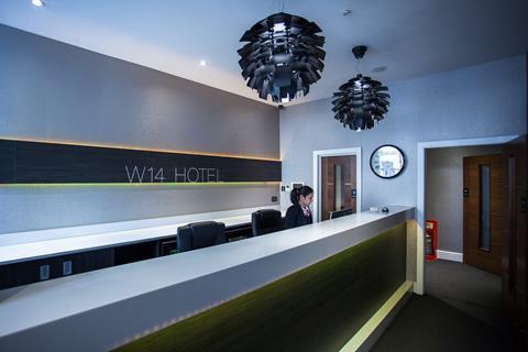 W14 Hotel Kensington London