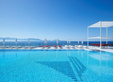 Dimitra Beach Griekenland Kos Kos-stad/Psalidi sfeerfoto 2