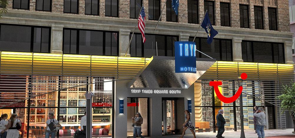 tryp by wyndham times square south hotel new york. Black Bedroom Furniture Sets. Home Design Ideas