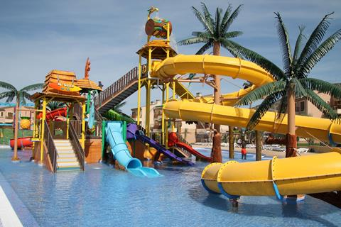 Albir Garden Resort & Aquapark Spanje Costa Blanca Albir sfeerfoto 2