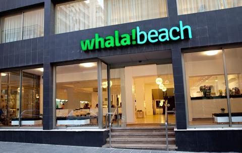 Whala Beach Spanje Balearen El Arenal sfeerfoto 4