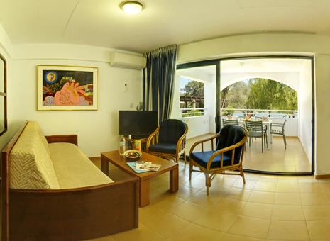Helion Resort Griekenland Corfu Gouvia sfeerfoto 1