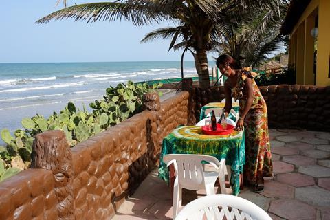 Holiday Beach Club Gambia West Gambia Kololi sfeerfoto 3