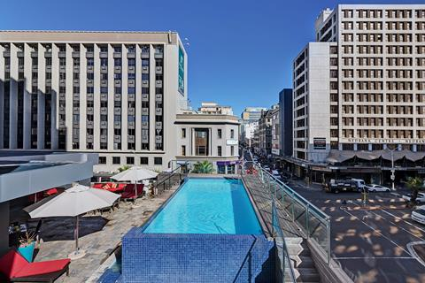 Holiday Inn Cape Town afbeelding