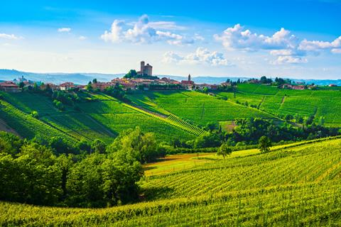 8-daagse rondreis Smaakvol Piemonte