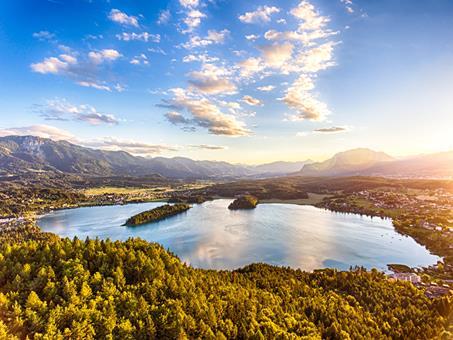8-daagse standplaatsreis Karintische meren