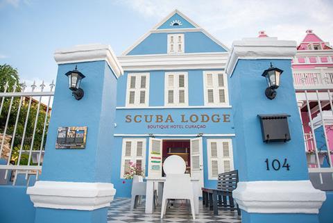 Scuba Lodge & Ocean Suites Curaçao Curaçao Willemstad sfeerfoto 4