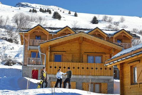 Geweldige wintersport Franse Alpen ⛷️Odalys Le Grand Panorama I