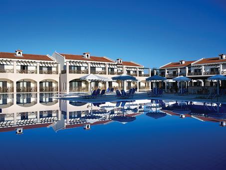 Goedkope familievakantie Corfu - Roda Beach Resort