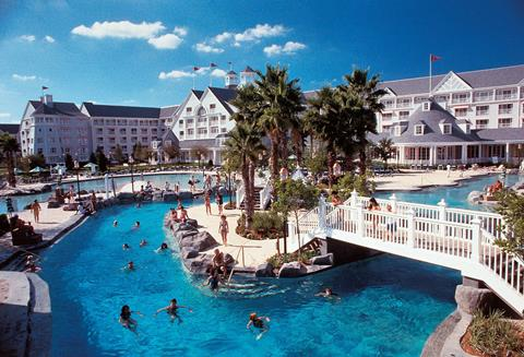 Disney's Beach Club Resort