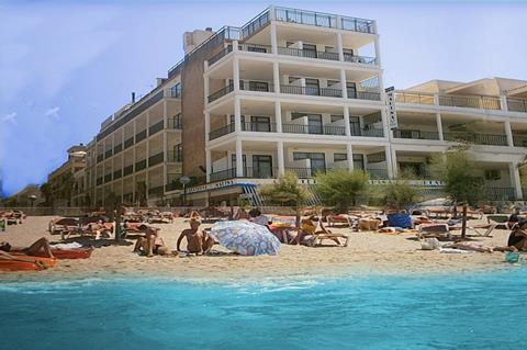 Marina Playa De Palma Spanje Balearen El Arenal sfeerfoto 2