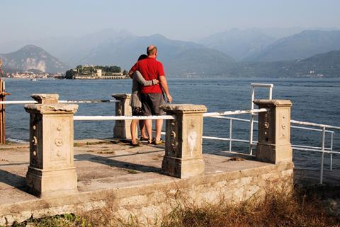 Regina Palace Italië Lago Maggiore Stresa sfeerfoto 3