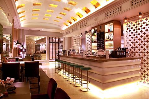 Stedentrips Hotel Santo Domingo in Madrid (Centraal Spanje, Spanje)