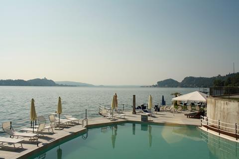 Residence Antico Verbano Italië Lago Maggiore Meina sfeerfoto 3