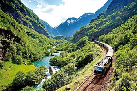 6-daagse Rondreis Noorwegen in een Notendop