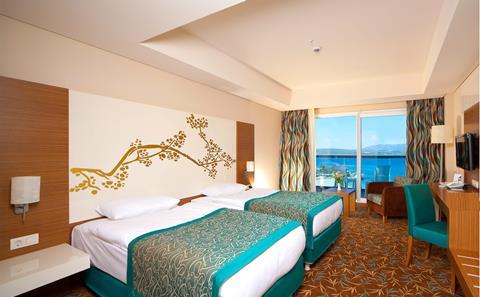 Venosa Beach Resort Turkije Egeïsche Kust Didim sfeerfoto 1