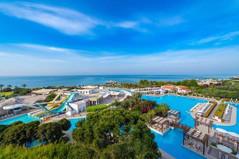 Ela Quality Resort Belek Turkije Turkse Rivièra Belek  sfeerfoto groot
