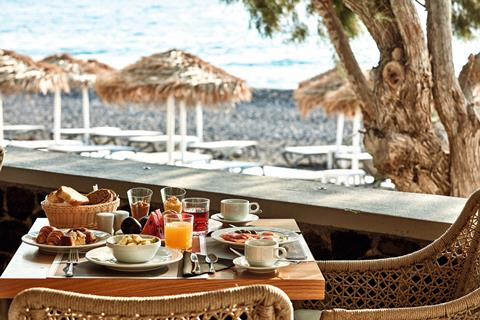 Costa Grand Resort & Spa Griekenland Cycladen Kamari sfeerfoto 3